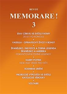 Memorare 3